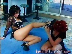 Kendra Jade Lesbian hardcore fucking part5