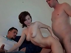 Girlfriend Loves Strangers Cock