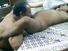 A hot home made video that got exposed off old hard drive of matured Paki couple The video expose this desi couple having some sexual fun at home with