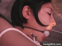 Tied real asian Beauty 1 MeiLing flick  part3