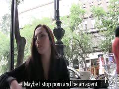 Fake agent found next sexual victim