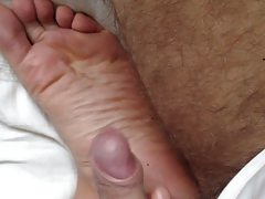 Cum on my Feet