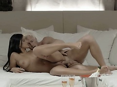 Beautiful erotica with Swedish boyfriend