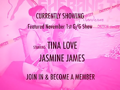 Shebang.TV - Tina Love & Jasmine James
