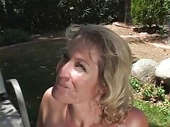 Outdoor MILF