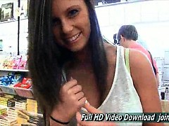 Whitney Public Shes A Gorgeous Brunette