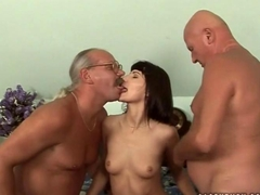 Grandpas and Teen Girls