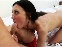 Kinky nurses anal pounded by the doctor