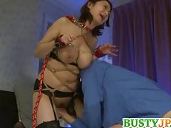 Mio Takahashi likes hardcore sex