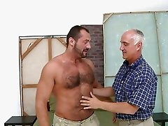 Two old friend met and want some hard fucking