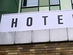 German amateur pornstar visit a user in hotel