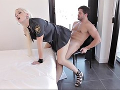 elegant european mom blanche bradburry makes out with fresh stud