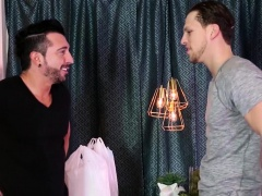 Men.com - Griffin Barrows and Jimmy Durano an