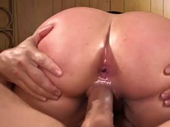 nt submissive gets her asshole fucked hard
