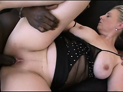 Horny Stepmom Gets What She Deserves From BBC