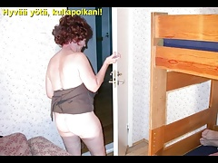 Slideshow with Finnish Captions: Mom Oleska 2