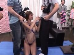 Hotty pie gets seduced by boy to flash boobs on web camera