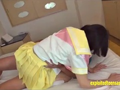 cute teen jav amateur shoves the guys cock, more about that girl ouo.io/fu8kpx