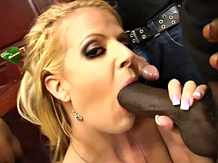 blonde pawg gets dicked down by the brothas_anitablue