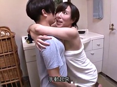 Aunt let me smell her panties and watch me jerk off Part 01