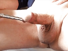Fucking my cock from inside