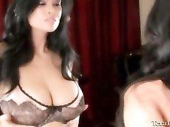 Stunning Tera Patrick in smoking hot lingerie