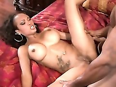 Sexy Lacey Duvalle pounded in her cunt