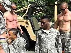 Young boys bare back hard gay porn tube R&R, the Army69 way