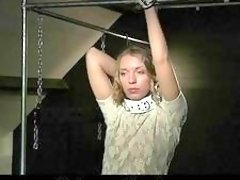 Mouth cock full young sub girl rough punished