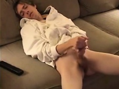 Alex penis that is huge solo