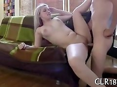 Raunchy group sex delight
