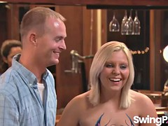 swingers trying out new things in reality show