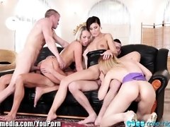 MileHigh Fuck-A-Thon for Insane Swinger Couples