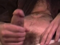 Mature Amateur Jeff Jacking Off