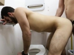 Straight men messing around gay porn videos and man fucks va