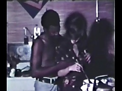 Vintage Hard Black Love