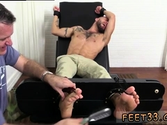Circumcised men gay porn Tino Comes Back For More Tickle