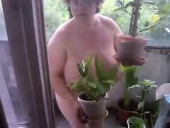 BBW MILF Vanya Clean Naked