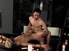 Testicles in bondage gay porn movietures xxx Splashed