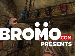 Bromo - Luke Ward with Ryan Cage at Beggar Br