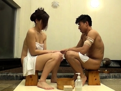Lustful Oriental babes submit to every hard inch of cock