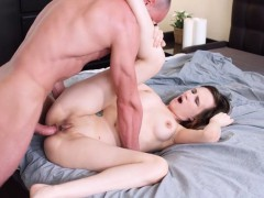 Teen Stasya Stoune Enjoys Anal Dicking And Facial