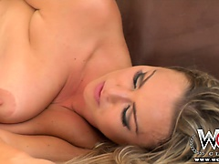 Horny housewife loves a big black cock inside
