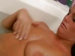 Horny Wife Filmed By Neighbor While Naked Inside T